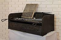 Барбекю - чугунная вставка - шириной 970 мм, фото 1