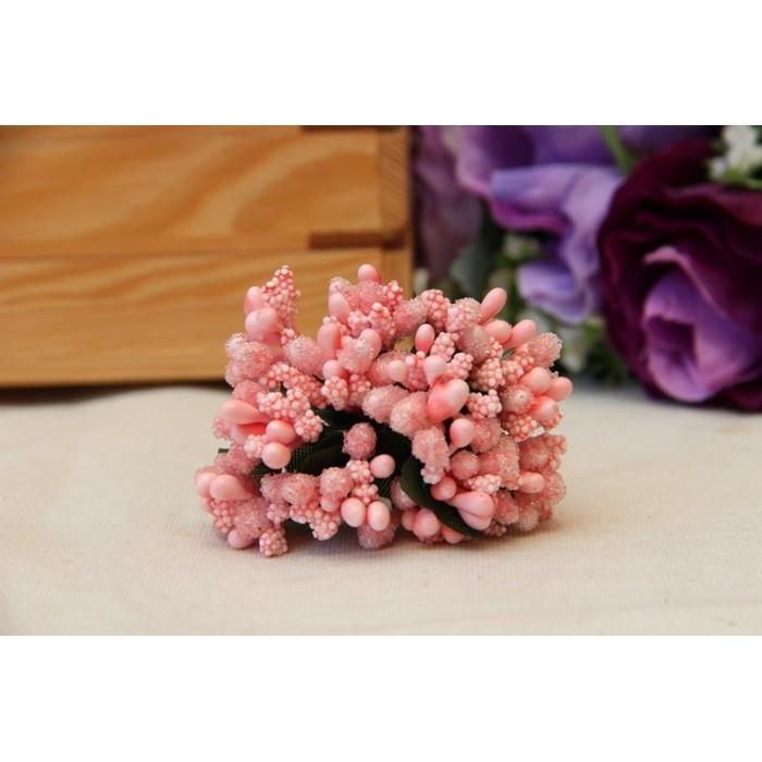 Добавка обычная  , персиково - розовая