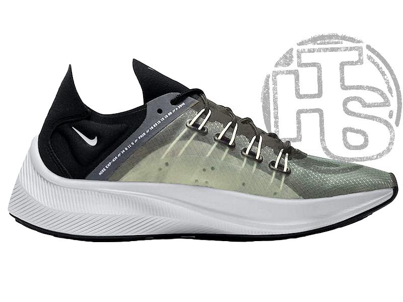 Чоловічі кросівки Nike EXP-X14 Black Grey Wolf AO3170-001