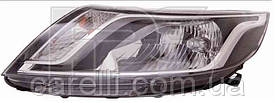 Фара передня для Kia Rio '11-15 ліва (DEPO) під електрокоректор