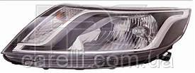 Фара передня для Kia Rio '11-15 права (DEPO) під електрокоректор