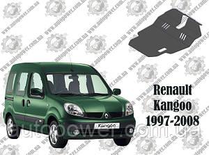 Защита RENAULT KANGOO V-1.9D 1997-2008