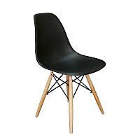 Стілець ENZO MILANO чорне чорний стул