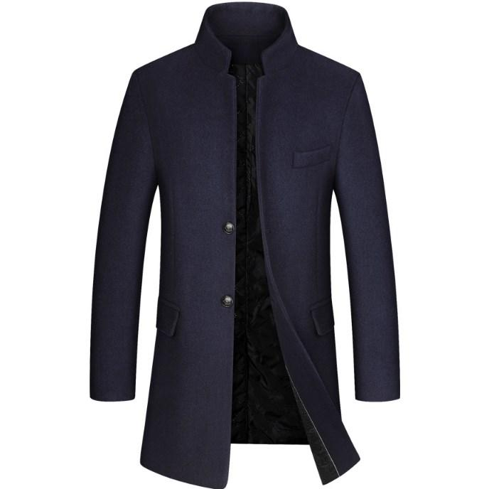 Мужское осенние пальто. Модель 786