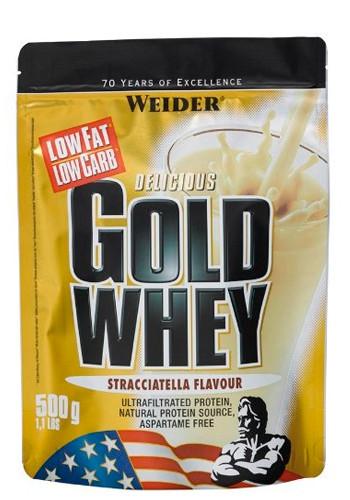 Протеин Weider Gold Whey 500 g