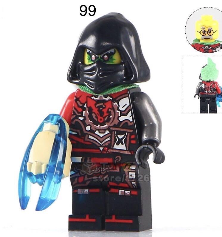 Новые Минифигурки ниндзяго ninjago Лего Lego Акроникс брелок фигурки дяпчики Acronix