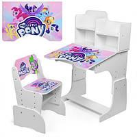 Детская парта My Little Pony W 2071-56