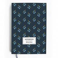 Блокнот Write&Draw Blue flowers