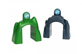 Аксессуары Brio Smart Tech Набор тоннелей Зеленый/Черный (33935)