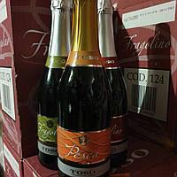 Вино игристое Fragolino Toso