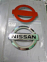 Эмблема NISSAN  125х105 мм