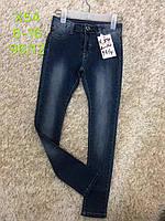 Джинсовые брюки на девочку оптом, S&D, 4-16 рр