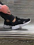 Трендовые Кроссовки Adidas Falcon черные Качество Премиум Стильные Адидас реплика 36 37 38 39 40 41 42р, фото 4