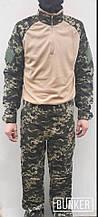 Комплект униформы в расцветке Пограничник убакс+брюки