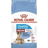 Royal Canin MEDIUM Starter 12 кг - Корм для щенков до 2-х мес,беременных и кормящих сук
