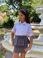 Оригинальная юбка для девочки, фото 1