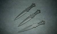 Набор метательных ножей YF009 3шт 57гр, высококачественные ножи,метательные ножи,мужские подарки,туристические