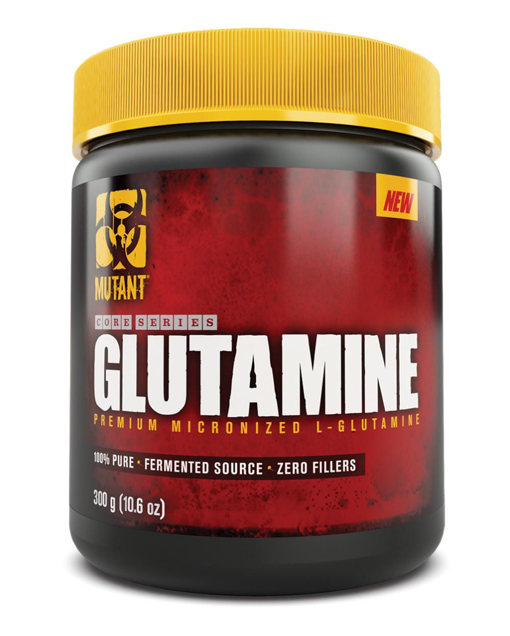 Глютамин PVL Core Glutamine  300g