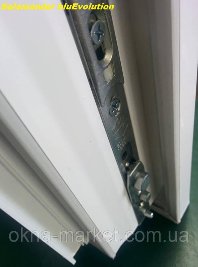 Пластиковые окна Salamander bluEvolution Киев компания 4 этаж