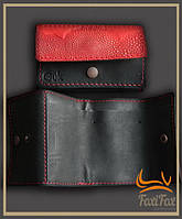 Кожаное портмоне для денег Guk, фото 1