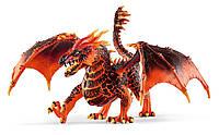 Огненный дракон Лава Schleich Eldrador Creatures Lava Dragon, фото 1