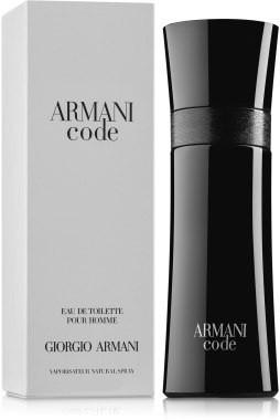 Giorgio Armani Code New туалетная вода 110 ml. (Тестер Джорджио Армани Блэк Код)