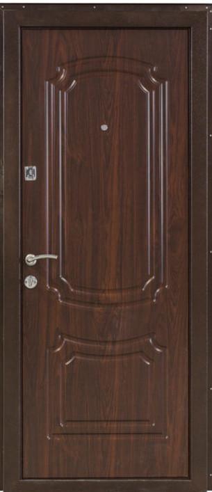 Двері ПБУ-01 Горіх коньячный
