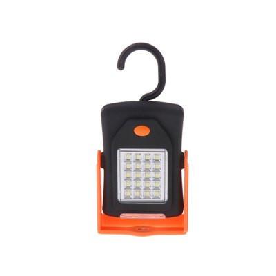 Кемпинговый фонарь 20SMD+3Led