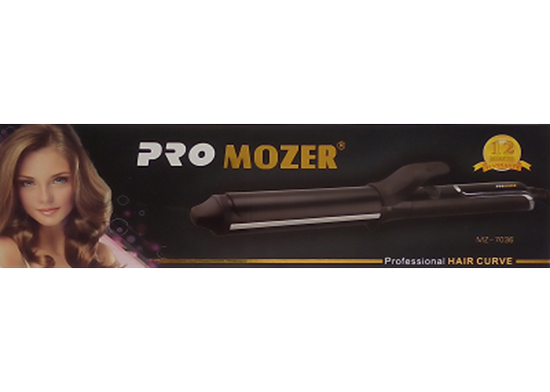Плойка Pro Mozer MZ-7036