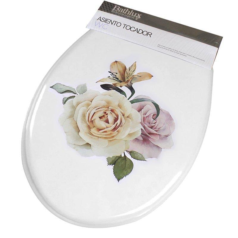 Сиденье для унитаза Bathlux Rosa 50518 R132611