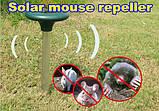Отпугиватель грызунов на солнечной батарее Solar Rodent Repeller, фото 2