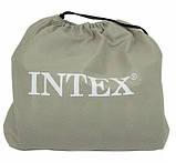 Надувной Матрас Кровать с Подголовником INTEX 66770 (183см-203см-23см), фото 4