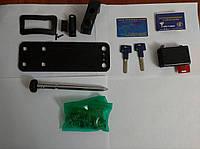 Блокиратор МКПП Mult t lock универсальный штыревой 190 мм