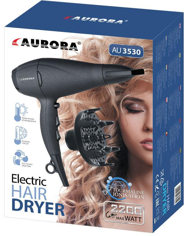Фен для волос Aurora AU-3530