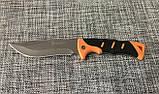Нож с чехлом Gerber Н-180 для охоты и рыбалки, фото 4