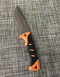 Нож с чехлом Gerber Н-180 для охоты и рыбалки, фото 5