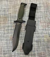 Большой тактический нож GERBFR 30,5см / 2418В для охоты и рыбалки, фото 1