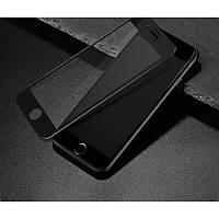 Ударостойкое  5D Стекло  для IPhone 6 Plus/6S Plus черное, Iphone Tempered Glass