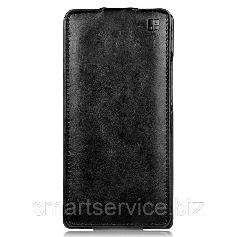 Кожаный чехол-флип iMuca Concise для Huawei Ascend P7