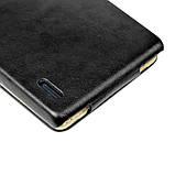 Кожаный чехол-флип iMuca Concise для Huawei Ascend P7, фото 9