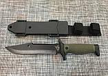 Большой тактический нож GERBFR 30,50см / 2448В для охоты и рыбалки, фото 6