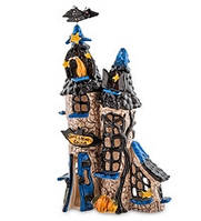 "Порцеляновий свічник ""Замок графа Батулы"" (Pavone) BS-531"