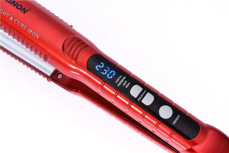 Утюжок для выпрямления волос Shinon Ion Straight