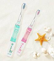 Seago SG977 White Насадки для звуковой электрической зубной щетки, 2 штуки, фото 5