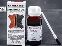 Краситель для замши, нубука TARRAGO SUEDE NUBUCK DYE, 50 мл,  цв. красный (12)