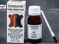 Краситель для замши, нубука TARRAGO SUEDE NUBUCK DYE, 50 мл,  цв. коричневый сахар (20)