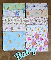 Пеленки детские,ситцевая пеленка для новорожденных,одежда для новорожденных,интернет магазин,ситец