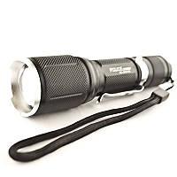 Тактический фонарь POLICE BL-1860-T6 158000W