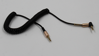 Кабель  Jack - Jack old phone cable (AUX 3.5mm), фото 1