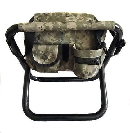 Стул раскладной с сумкой NR-25 S NeRest, фото 2